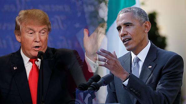 """트럼프 """"오바마케어 곧 없어질것"""""""