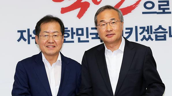 """김대식, 여의도연구원장 취임…""""무보수 봉사"""""""