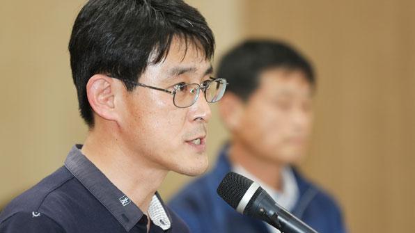 '외유·막말' 도의원…변명·책임 회피 여전