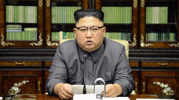 김정은 '늙다리 미치광이' 영문 표현 'dotard'에 관심 집중