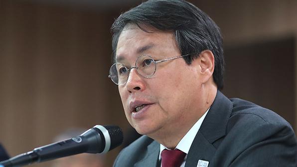 """도종환 """"북한 평창패럴림픽 참가 결정된 바 없어"""""""