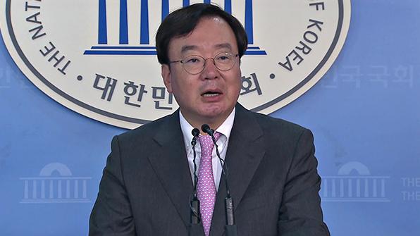 한국당, 보수대통합 추진위원에 이철우·홍문표·김성태