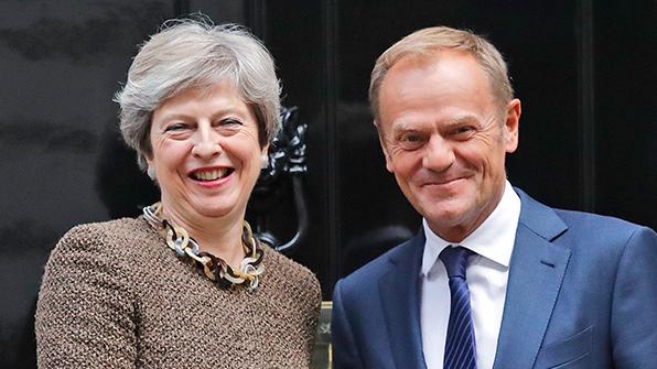 """英매체 """"EU, 영국과 무역협상 '내부적으로 준비'"""""""