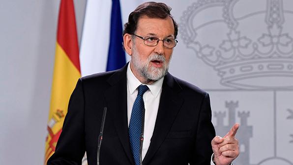 스페인, 카탈루냐 자치정부 해산…6개월내 지방선거