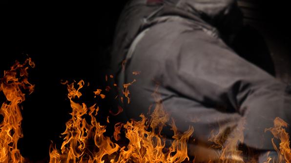 전남 화순서 화재로 지붕 무너져…70대 여성 사망