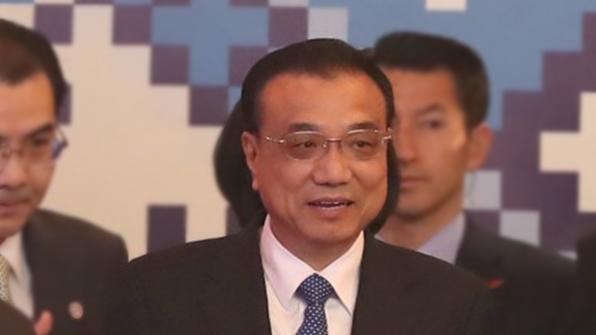 中리커창, 아세안 3 회의서 '북핵, 평화적 해결 재천명'