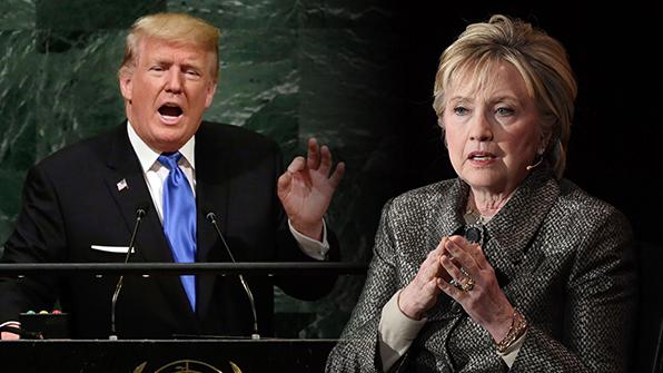 """트럼프 """"힐러리는 최악의 루저…다음 대선도 나와봐라"""""""
