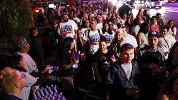 美 라스베이거스 총격 피해자 450명, MGM리조트 등에 집단소송