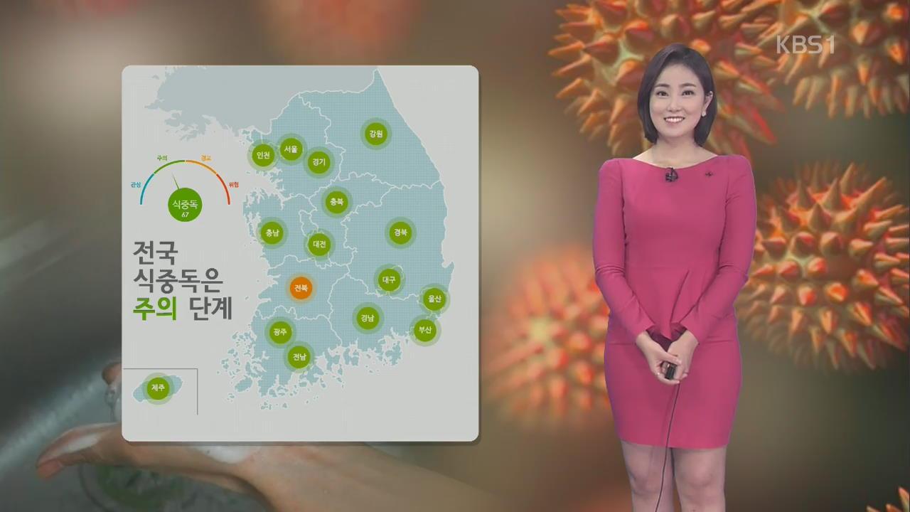 [날씨와 생활정보] 추워질수록 기승…'노로바이러스'란?