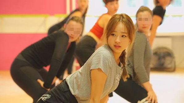 [K스타] 손연재의 놀라운 춤 실력 '아이돌부터 마이클 잭슨까지'