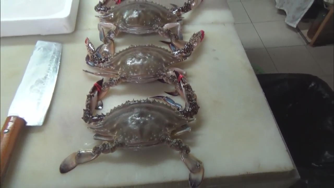 Seafood Smuggling