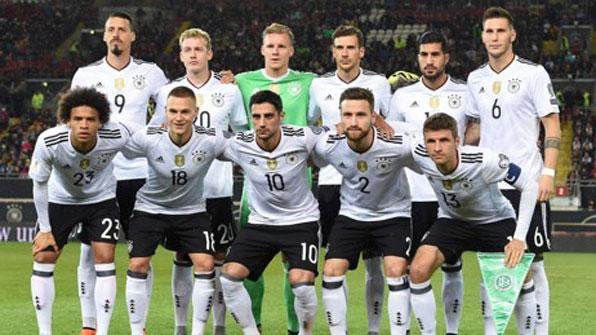 '신태용호 3차전 상대' 독일, 내년 3월 스페인·브라질과 평가전