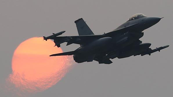 한미 연합 공중훈련 종료…美 F-22 전투기 등 순차적 복귀