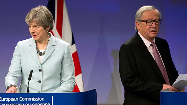 EU-英, 브렉시트 1단계 협상 타결…미래관계 협상 곧 착수