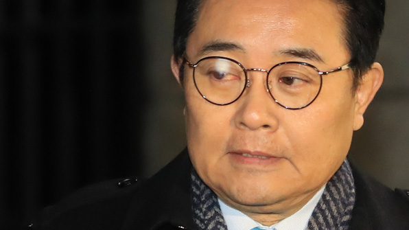 '롯데·GS홈쇼핑 뇌물 의혹' 전병헌 구속영장 재청구…직권남용 추가
