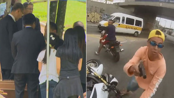 """[특파원리포트] 무장강도 표적된 한인 노부부…브라질 """"끔찍한 범행"""" 경악"""