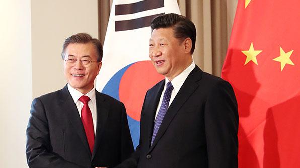 최태원·김승연·박정원 등 방중 경제사절단 참가