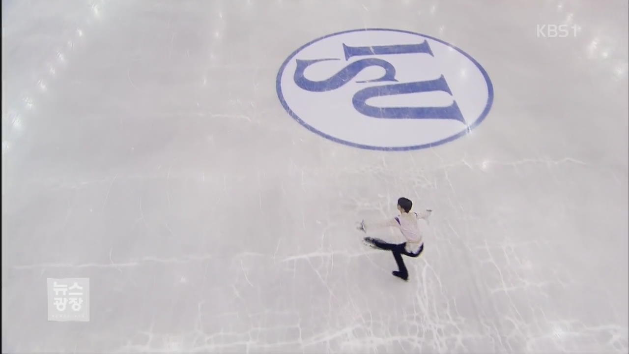 '피겨킹' 하뉴, 평창올림픽 뛴다