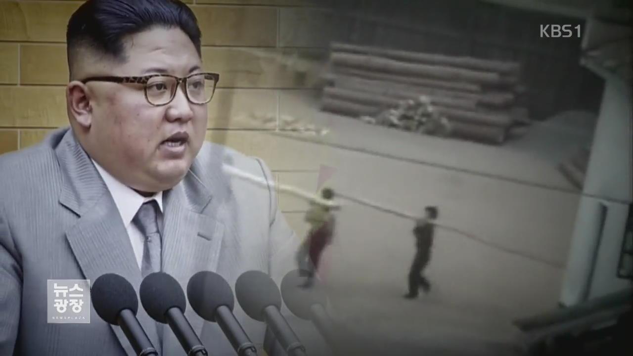 """김정은 """"평창 대표단 파견 용의""""…'핵 단추' 동시 위협"""