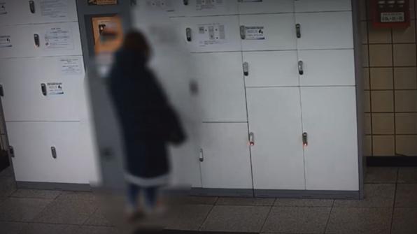 [고현장] 지하철 물품보관함에 1천800만 원 넣은 20대 여성…왜?