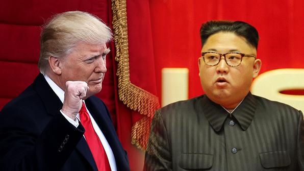 """트럼프 """"로켓맨 대화 원해…좋은 소식인지 아닌지 두고 볼것"""""""