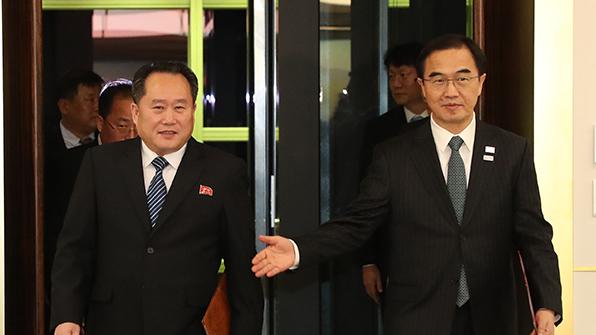 北, '15일 평창 실무회담 개최' 제의에 응할지 주목