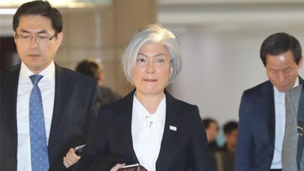 강경화 오늘 캐나다행…대북 압박 조율·남북대화 지지확산