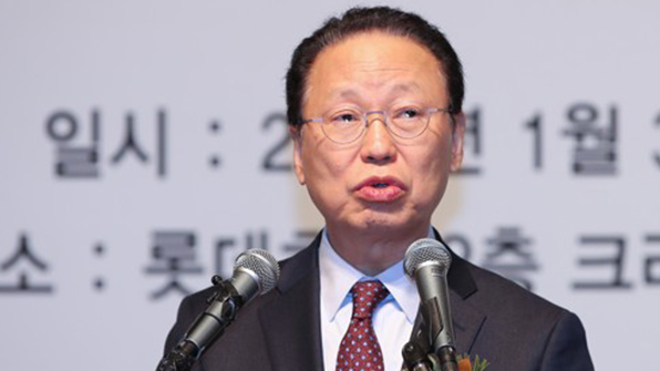 최흥식, '비트코인 버블 붕괴 내기 건다' 발언 사과