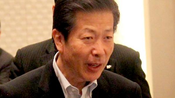 """일본 연립여당 대표 """"아베 평창올림픽 참석 기대"""""""