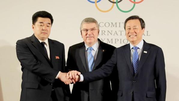 '남북 단일팀' 언급없는 北…IOC 회의결과 아직 보도 안해