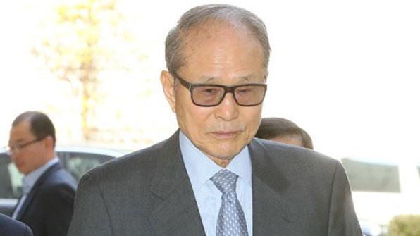 검찰, 이상득 내일 소환 통보…'억대 국정원 뇌물' 혐의