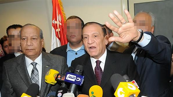 대선출마 선언한 이집트 전 육군참모총장 체포