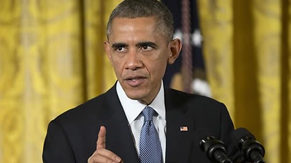 오바마 전 대통령에 '의문의 백색 가루' 배달