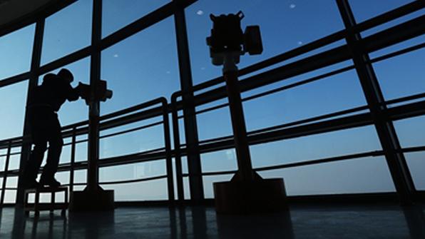 파주 오두산통일전망대, 설연휴기간 망향제