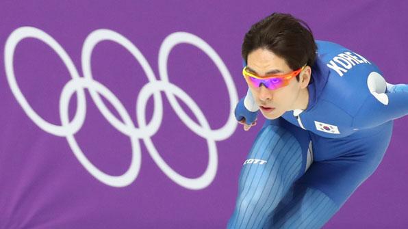 이승훈, 빙속 1만m 출전…세계 6위와 같은 조 배정