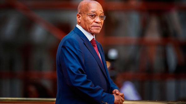 남아공 주마 대통령 전격 사임 발표