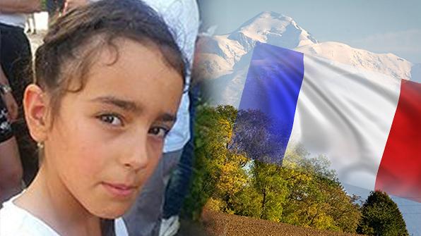 반년 전 사라진 프랑스 8세 소녀 살해된 채 발견