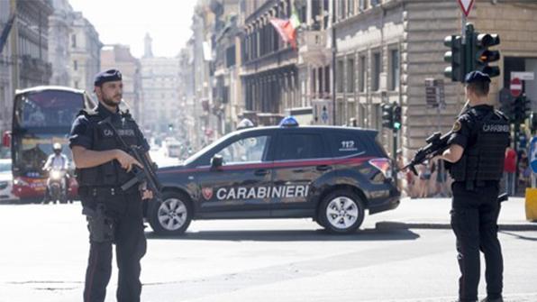 """이탈리아 정보기관 """"이탈리아에 이슬람 극단주의 테러위험 실재"""""""
