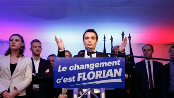 '유럽연합 탈퇴' 기치 프랑스 제2 우익정당 출범