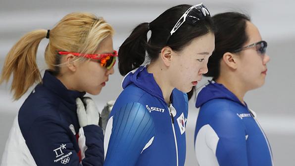 풀리지 않는 '팀추월 3대 미스터리'…파벌싸움에 멍든 선수들