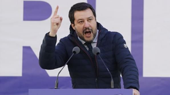 이탈리아, 총선 1주일 앞두고 곳곳서 대규모 반파시즘 집회