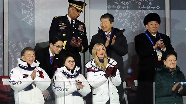 北매체, 평창올림픽 폐막·김영철 폐회식 참석 보도