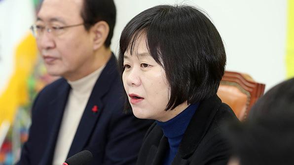 """이정미, """"북미 정상회담 결단 환영…정치공방 자제하고 협치해야"""""""