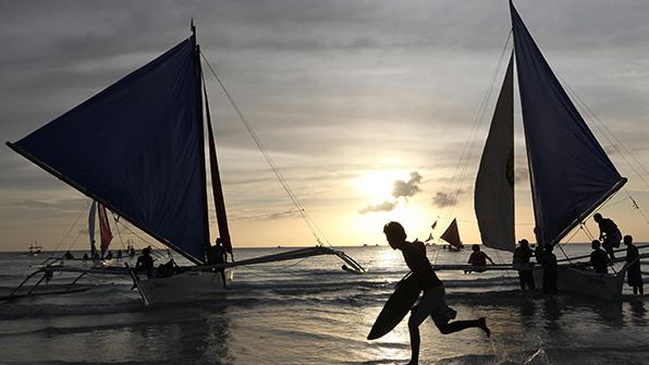 '환경오염' 논란 필리핀 휴양지 보라카이섬 6∼9월 폐쇄 검토