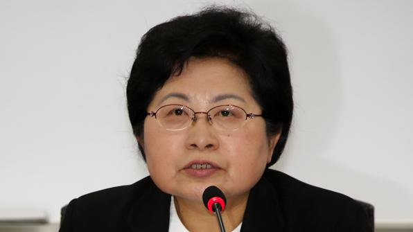 """[인터뷰] 정현백 여가부 장관 """"'미투' 피해자 보호장치…여가부 입장은?"""""""