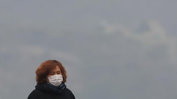 경기도, 노약자층에 미세먼지 마스크 무상 배부