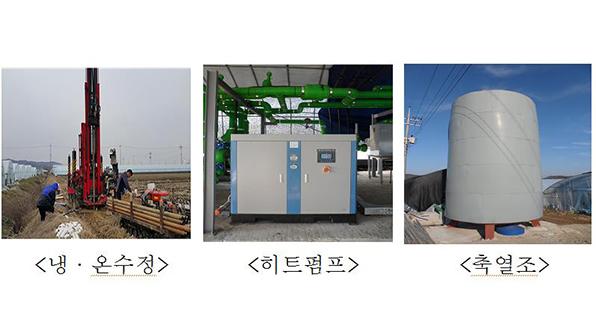 농진청, 고효율 온실 냉난방 기술 개발