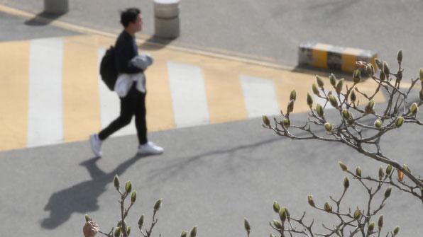 때이른 고온현상, 서울 22.1도…3월 중순 최고 기록