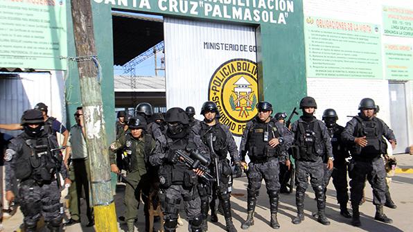 볼리비아 교도소서 폭동…새벽 진압작전에 6명 사망·23명 부상