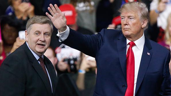 '트럼프 텃발' 러스트벨트 보궐선거서 민주당 승리